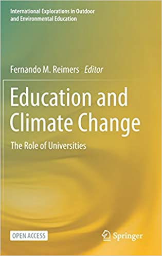 Education and Climate Change The Role of University