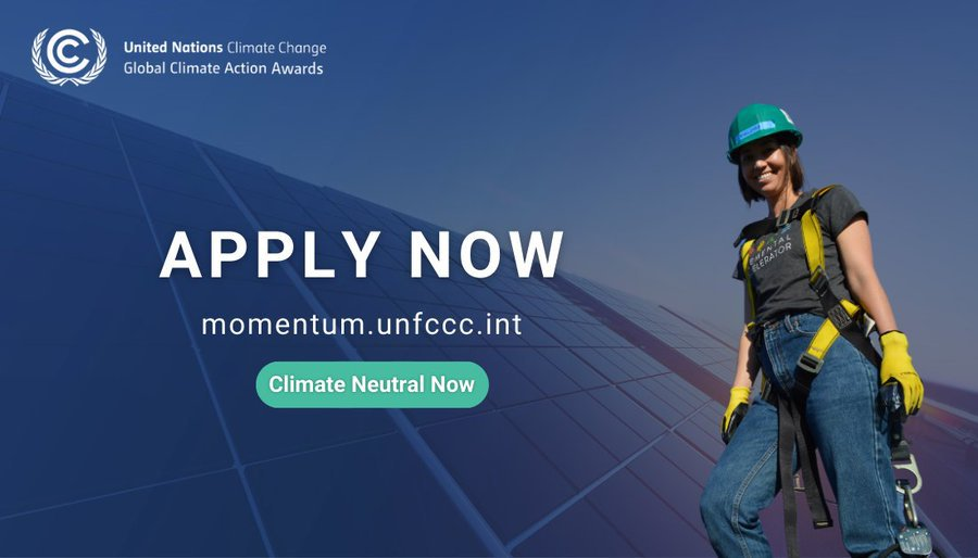 UN Global Climate Action Award | United Nations
