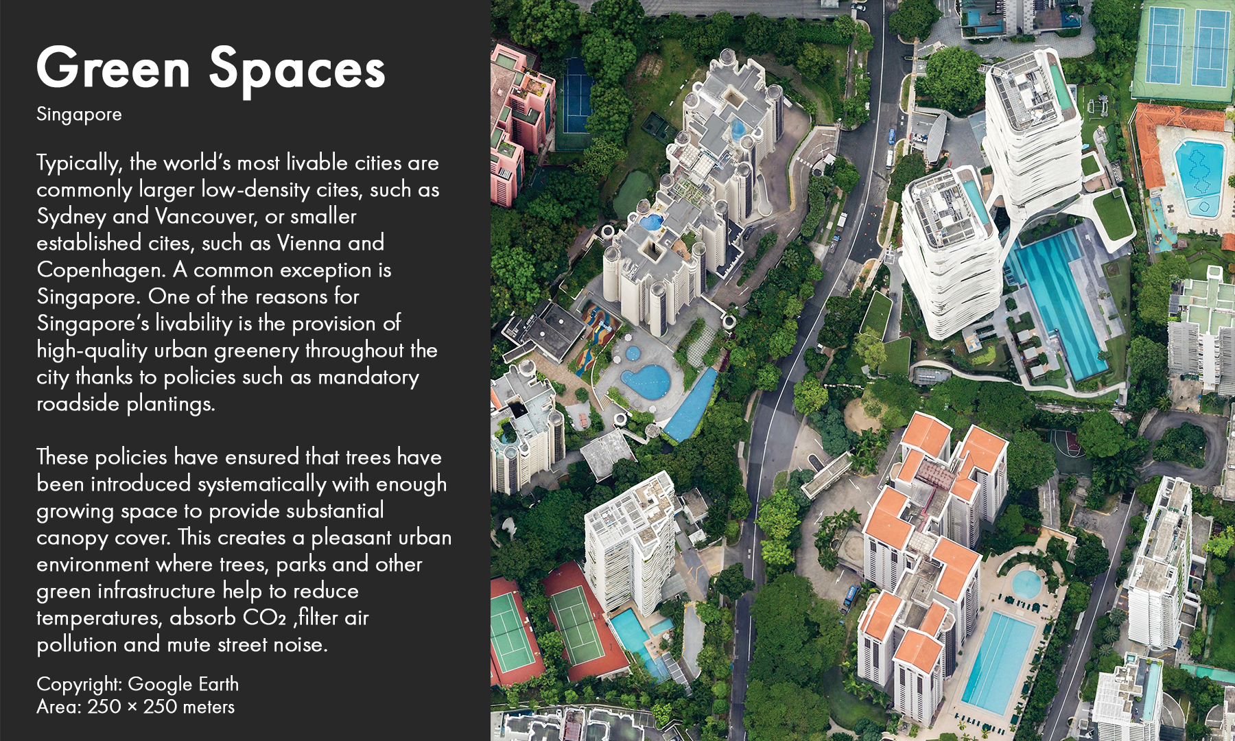 Green Spaces, Singapore
