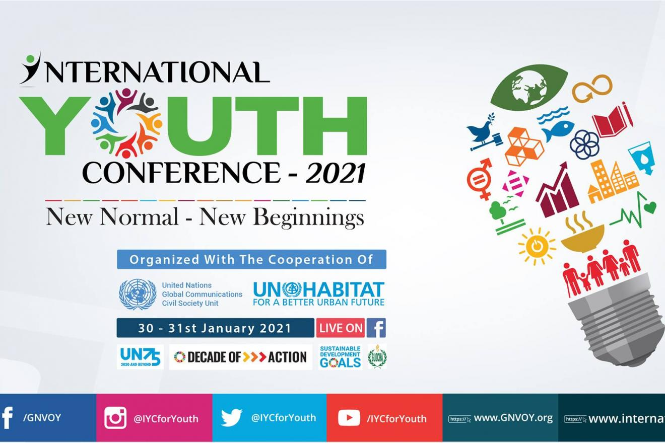 Intternational Youth Conference 30-31 January 2021