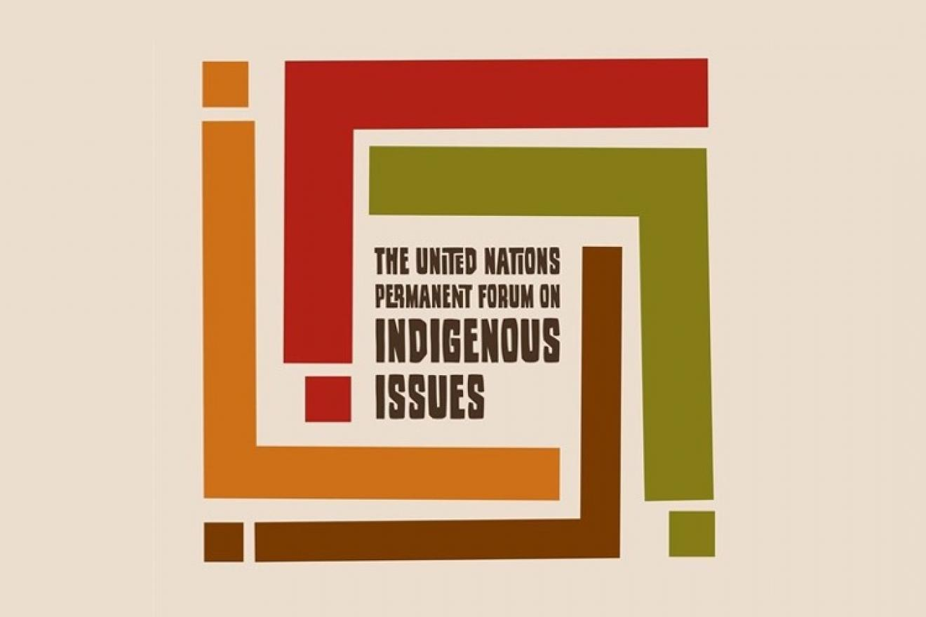 The United Nations Permanent Forum on Indigenous Issues logo