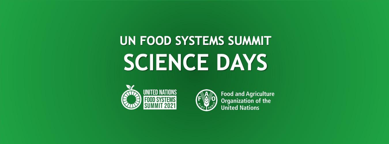 event banner for science days