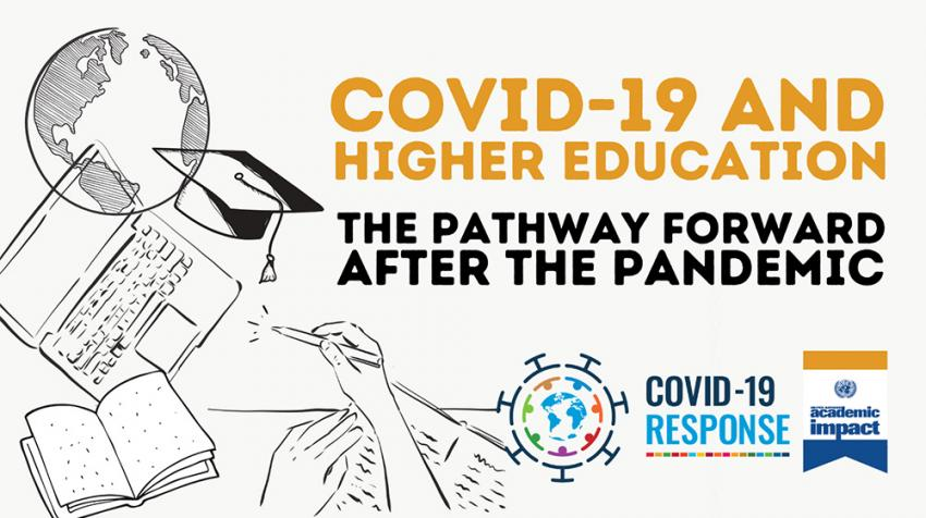 The COVID-19 and higher education series explores how the pandemic has affected students, educators and researchers in different parts of the world and the lessons learned from the crisis.