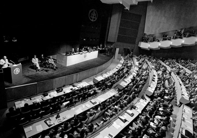 UN Conference on Human Settlements