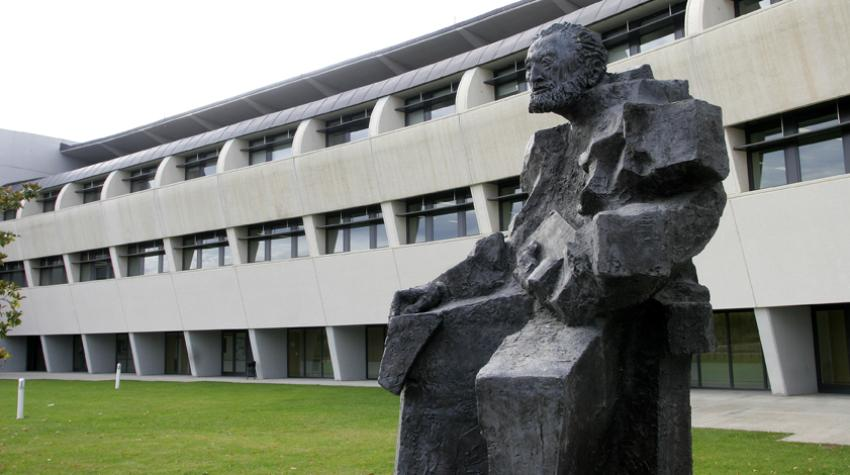 Colmenarejo campus of Universidad Carlos III de Madrid (UC3M), Spain. Photo: Wikimedia Commons/Gotesan