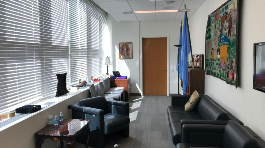 Green Room | United Nations