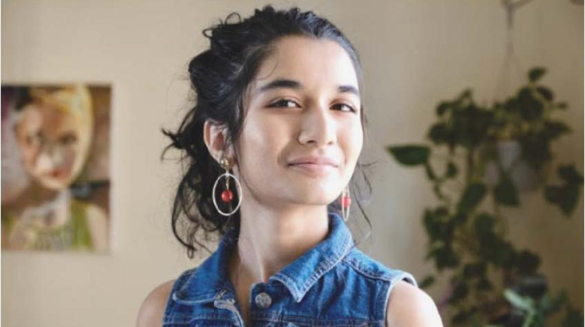 United States Youth Poet Laureate Meera Dasgupta.