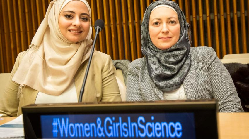 Third Commemoration of International Day of Women and Girls in Science Forum.