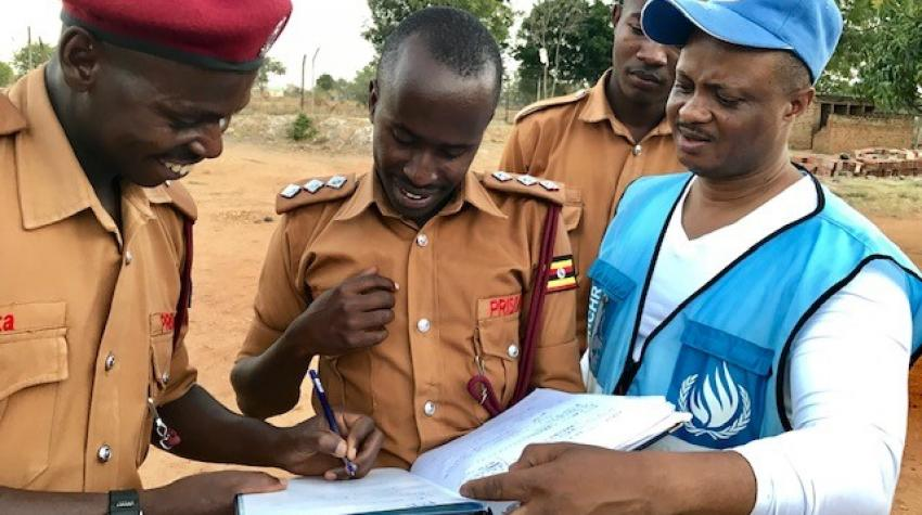 In Uganda, UN human rights officers work with the local authorities, including the Uganda Prisons Services, and the Ugandan Human Rights Commission to improve prison conditions in the Karamoja region. Sylvester Lotieng/OHCHR
