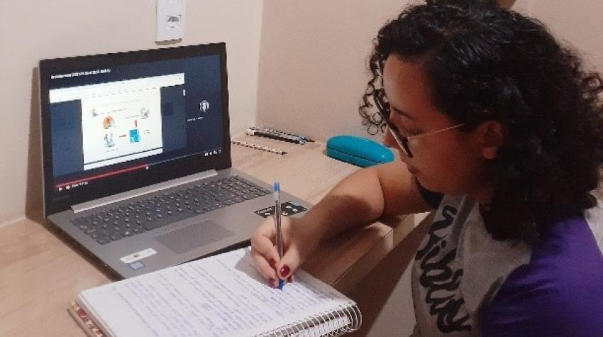 Initiatives were expanded to ensure students had access to the digital tools necessary to continue their studies (Photo: UFCA)