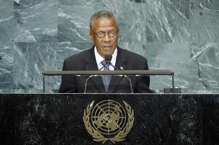 Speech by Mr. Tillman Thomas, Prime Minister of Grenada, at the high-level review meeting.