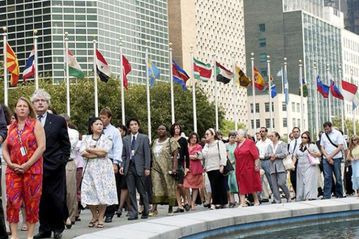 United Nations staff members