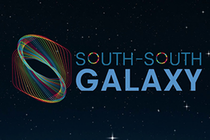 South-South galaxy logo
