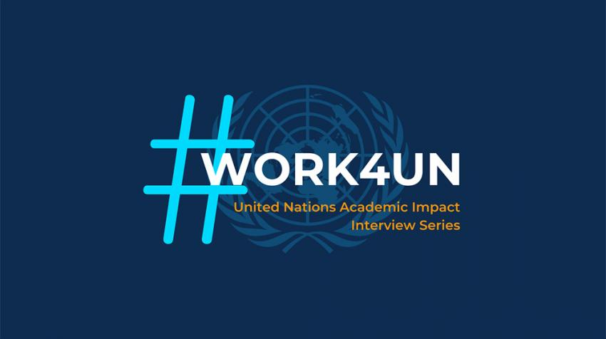 The #Work4UN series has been designed to help you understand the UN, its structure, and some of the most common avenues available to join the organization.
