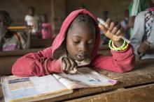 Education is the key to unlocking the enjoyments of their rights for every child in Africa. UN Photo/Eskinder Debebe