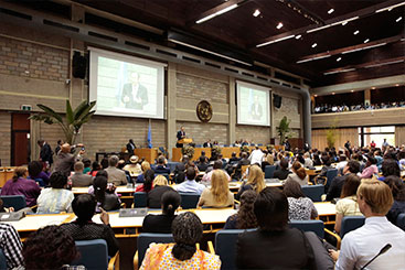 Meetings and Events | United Nations
