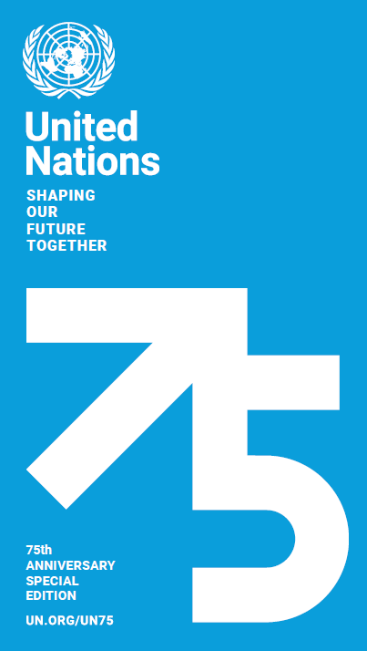 The United Nations - shaping our future together