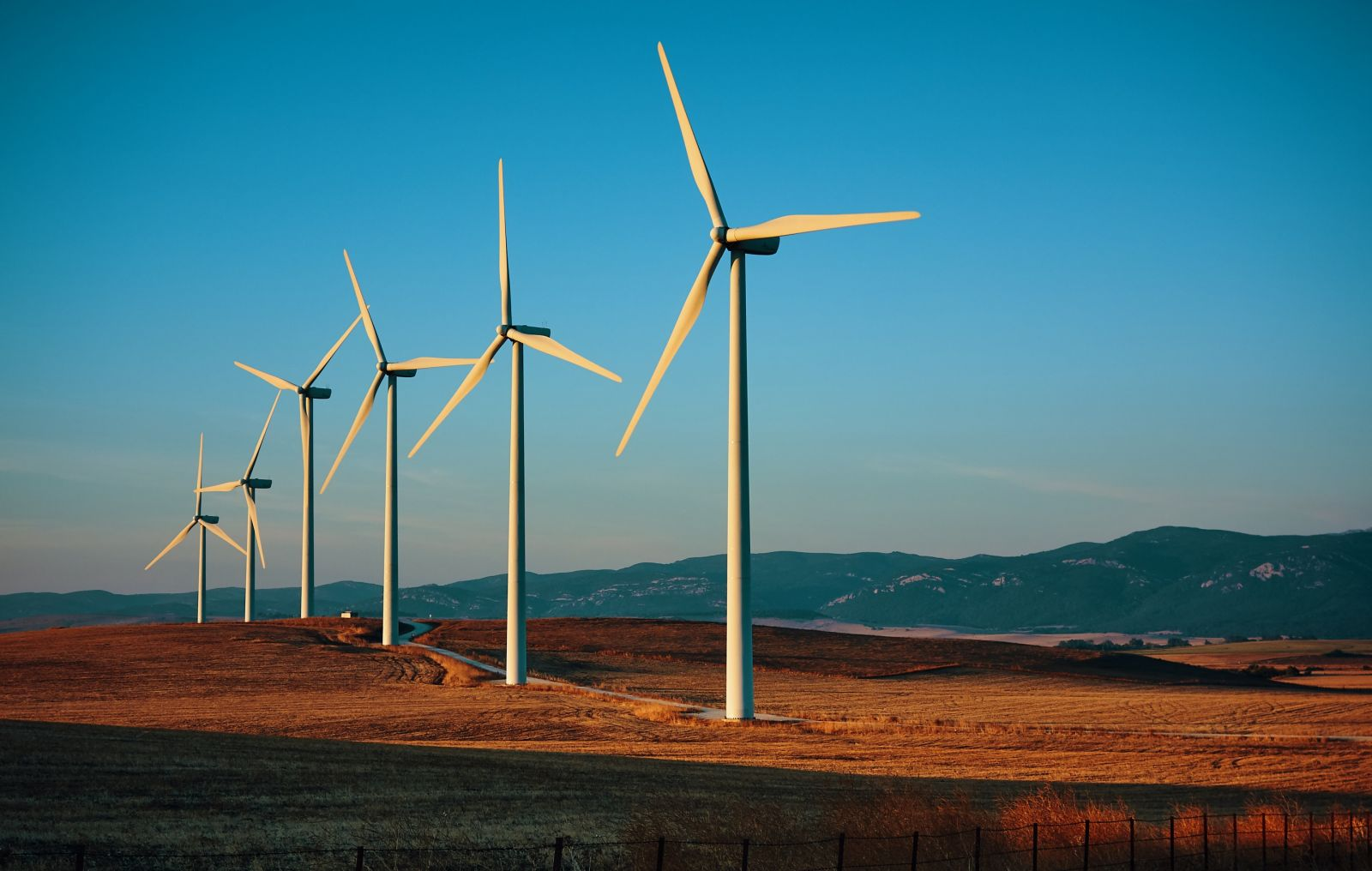 "The wind farm ""Los Granujales"" opened in 2011 in the South of Spain. Photo: Vidar Nordli-Mathisen"
