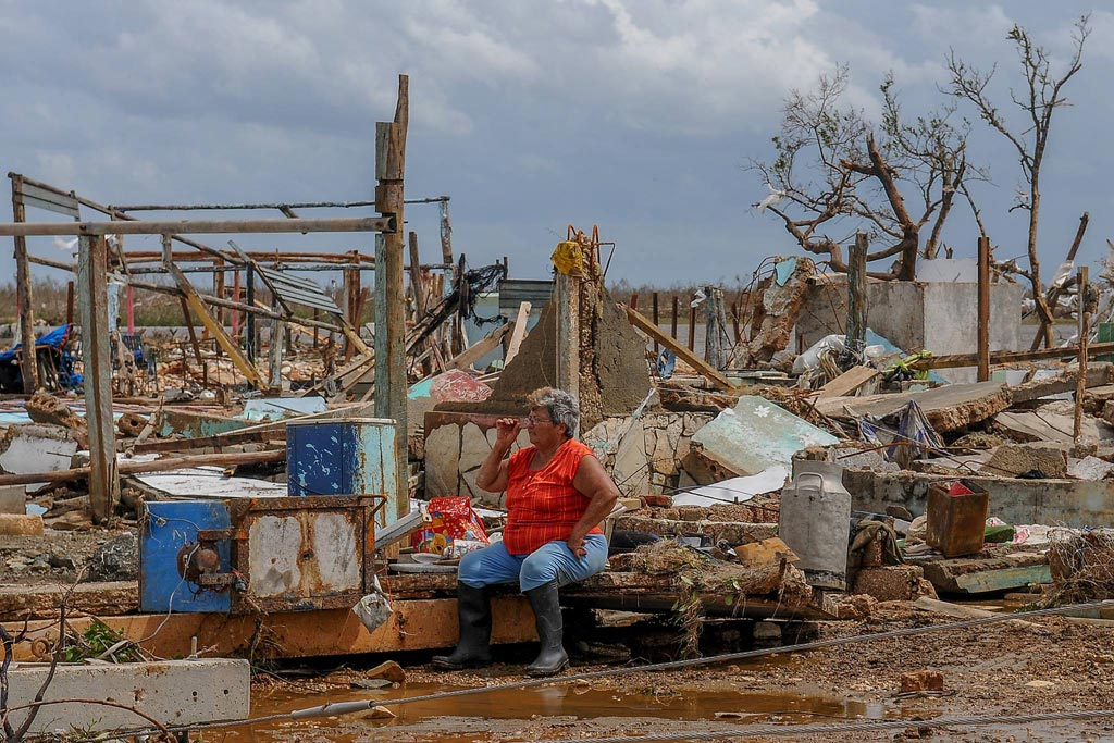 Initiative to increase insurance coverage for climate-related disasters launched at UN conference - United Nations Sustainable Development