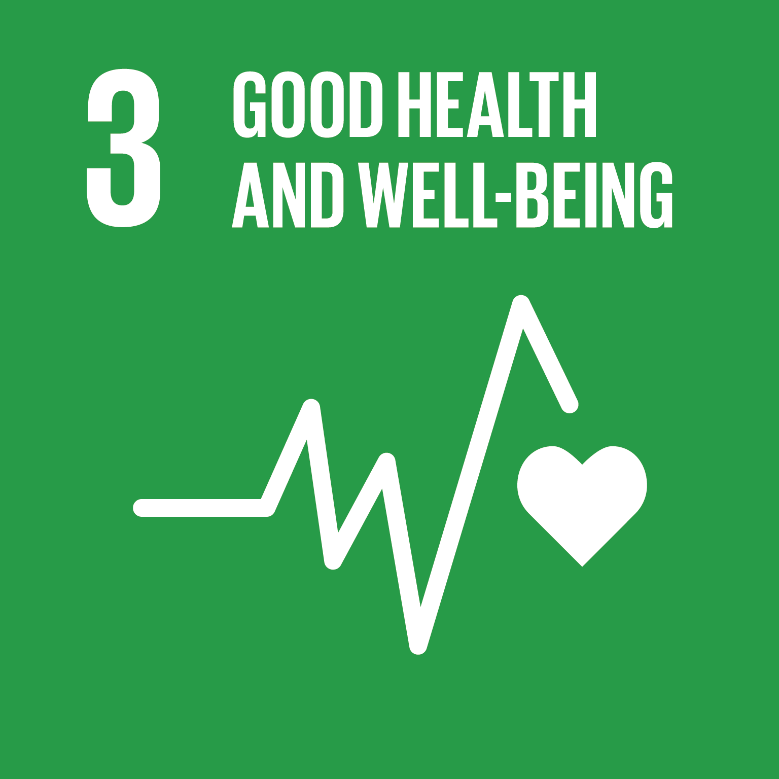 UNSDG Goal 3: Good Health and Well-being