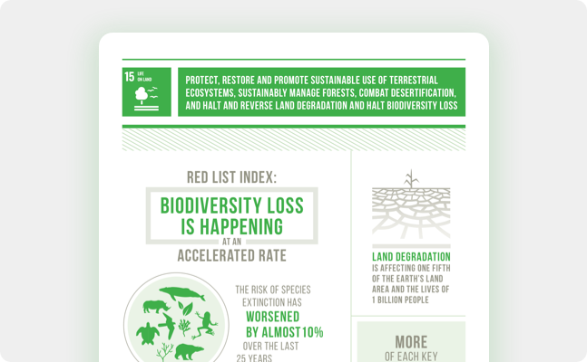 Forests, desertification and biodiversity - United Nations