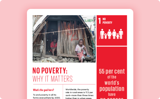 Goal 1: End poverty in all its forms everywhere - United