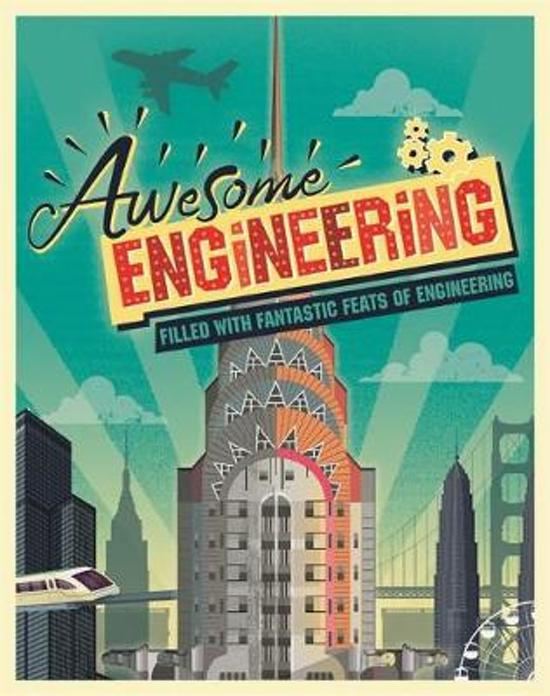 Awesome Buildings book cover