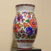 Tree in Blossom (Ceramic Vase), UNNY070G.02, 1970, Ukraine