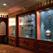 Traditional Furniture and Artifacts Exhibit, UNNY078G, 2013, Oman