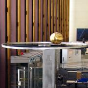 Foucault Pendulum, UNNY134G, 1995, The Netherlands