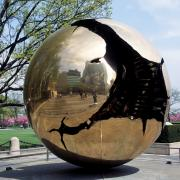 Sphere Within a Sphere, UNNY219G, 1991, Italy