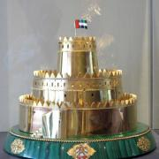 Al-Jahli Castle, UNNY240G, 2000, United Arab Emirates