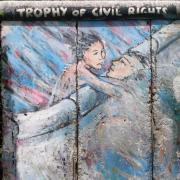 Trophy of Civil Rights (Berlin Wall Fragment), UNNY244G, 2002, Germany