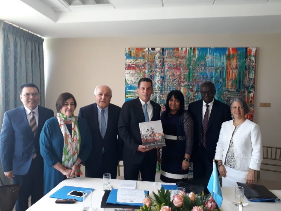 Meeting with the Deputy Minister – Panama