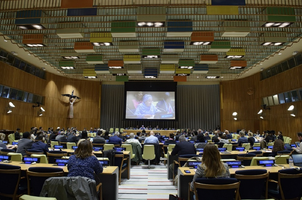 UN Forum on the Question of Palestine: Ò70 Years after 1948 Ð Lessons to Achieve a Sustainable PeaceÓ