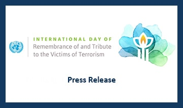Banner for Press Release for International Day 2021