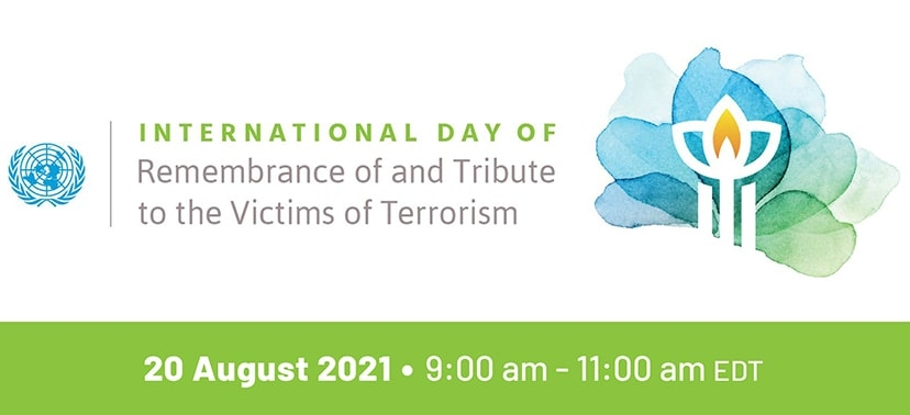 Homepage Banner for International Day 2021