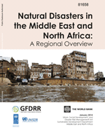 Natural disasters in the Middle East and North Africa: a regional overview.
