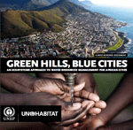 Portada de Green Hills, Blue Cities: An Ecosystems Approach to Water Resources Management for African Cities. A Rapid Response Assessment