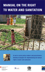 Manual on the Right to Water and Sanitation