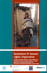 Sanitation: A human rights imperative