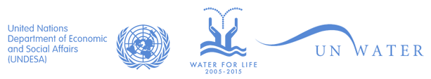 United Nations, Water for Life, UN Water