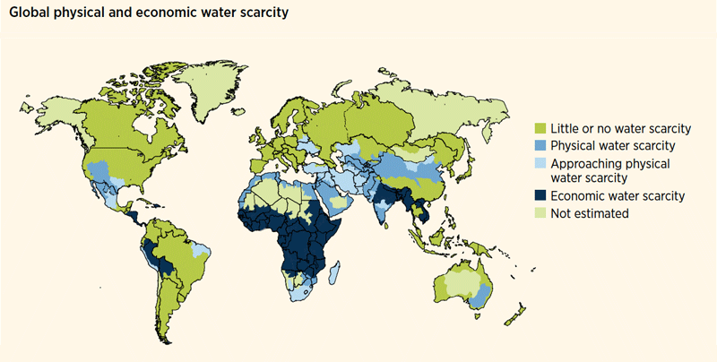 Water scarcity | International Decade for Action 'Water for Life