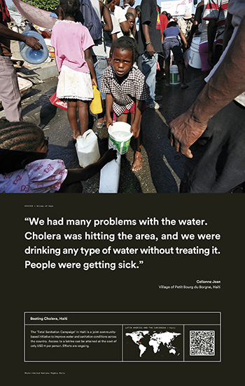 Water for Life Voices campaign