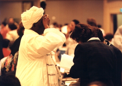 Fourth World Conference on Women, Beijing 1995