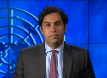 An address from United Nations Youth Envoy Ahmad Alhendawi on International Youth Day 2014