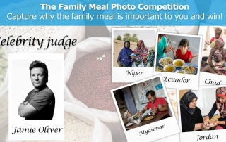 Family Meal Competition