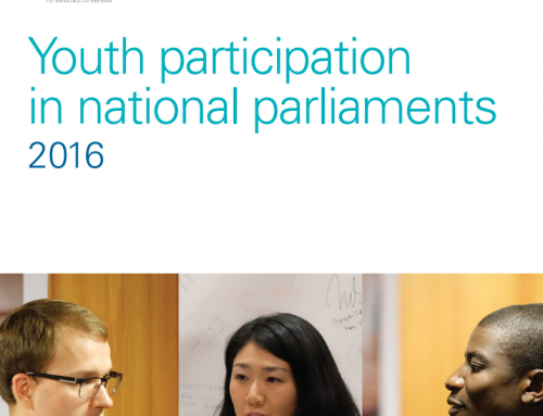 IPU report reveals chronic under-representation of young people in world's parliaments