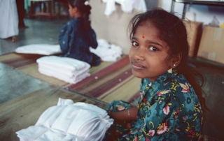 Of the 21 million in forced labour 70% are in forced labour exploitation and 22% are in forced sexual exploitation. Photo: ILO/A. Khemka