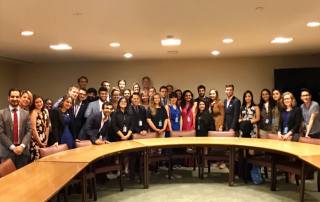 """VNRs are complex exercises and youth delegates can help bridge the gap between young people and these complex discussions"" -Jayathma Wickranayake, Secretary-General's Envoy on Youth"
